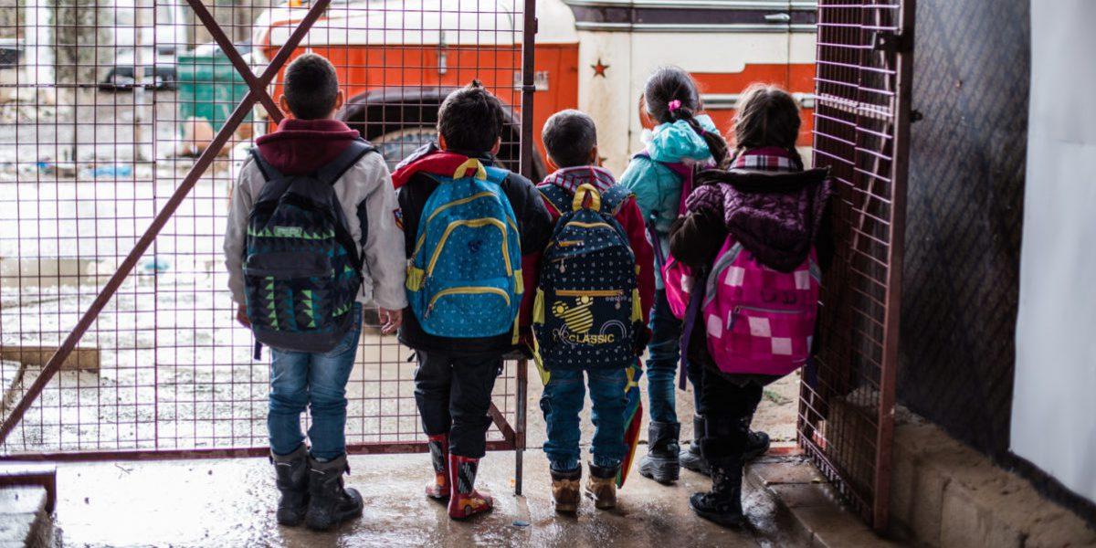 LÍBANO: GARANTIZANDO EL DERECHO A LA EDUCACIÓN EN MEDIO DEL CAOS