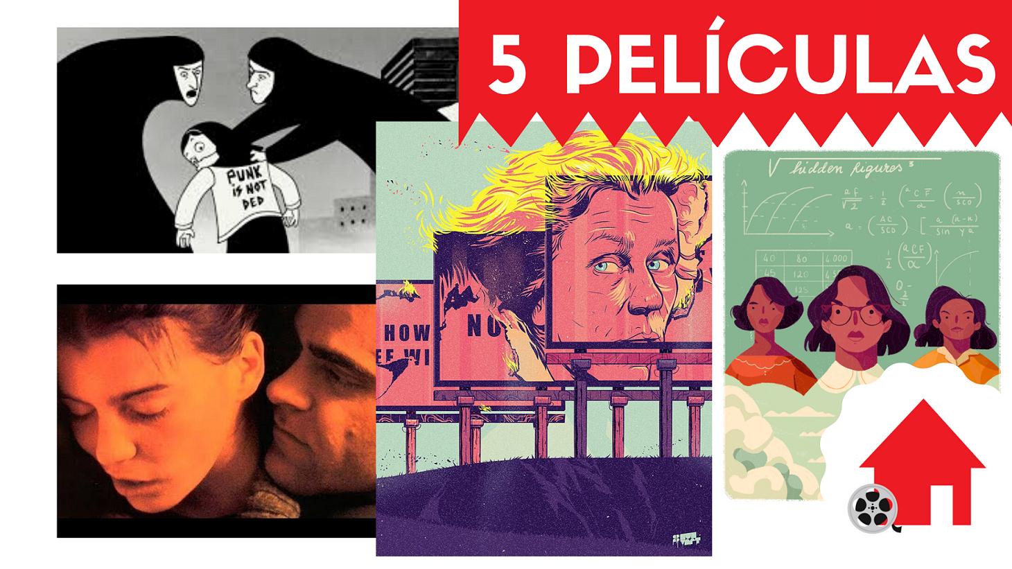 5 películas: sobre la generación igualdad