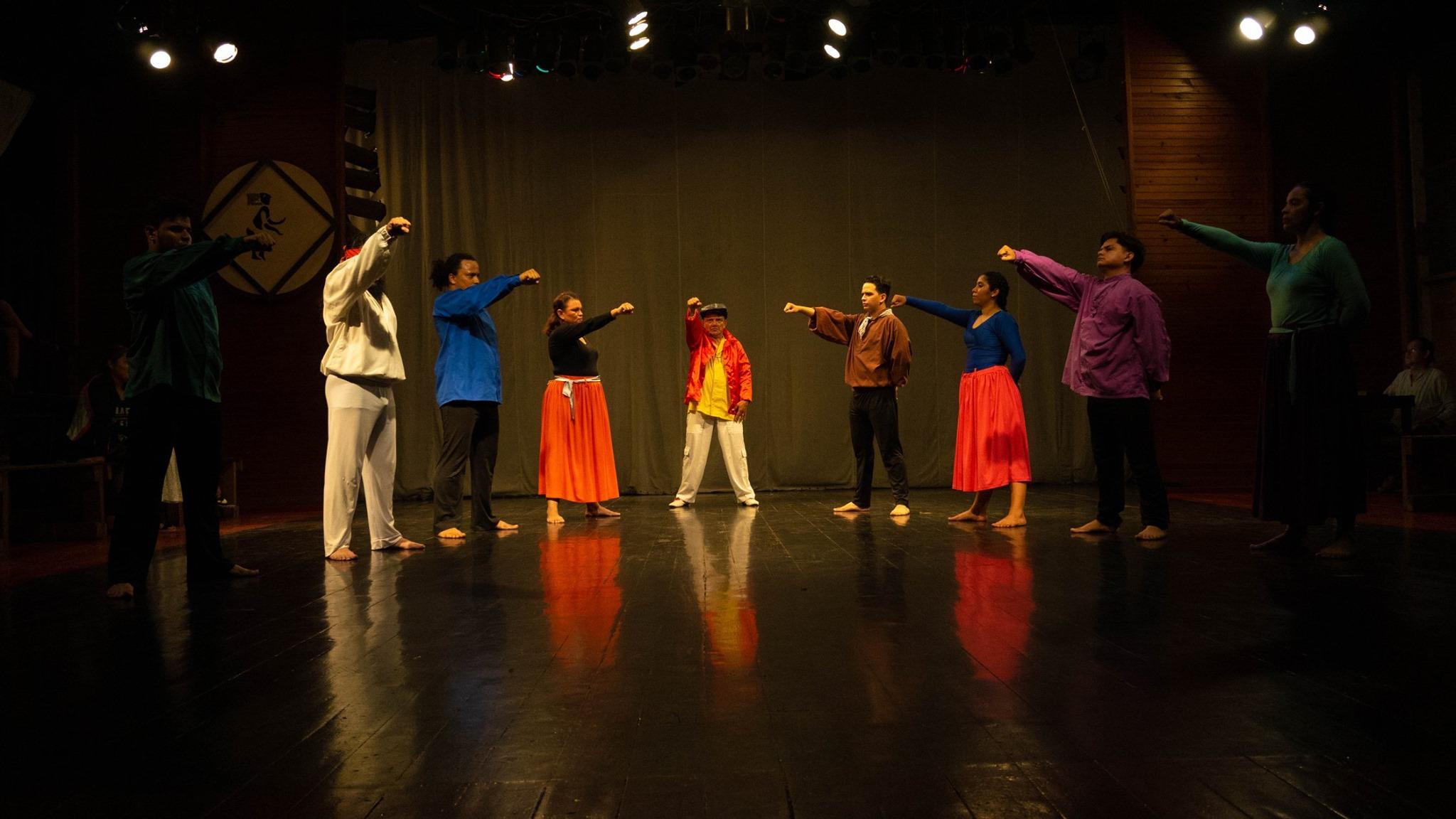 Teatro La Fragua, 'un mundo mágico que me permite hacer lo que quiero'