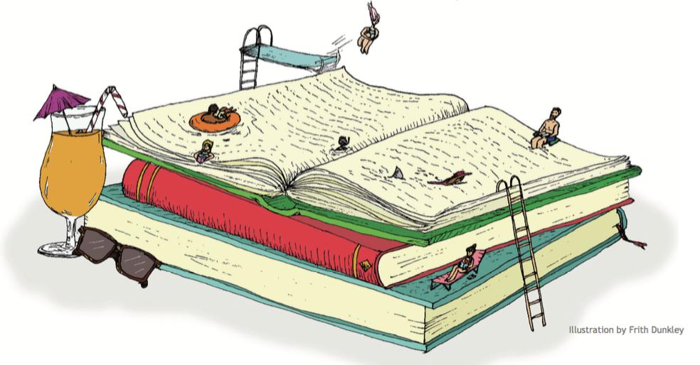 Recomendaciones de lectura para el verano
