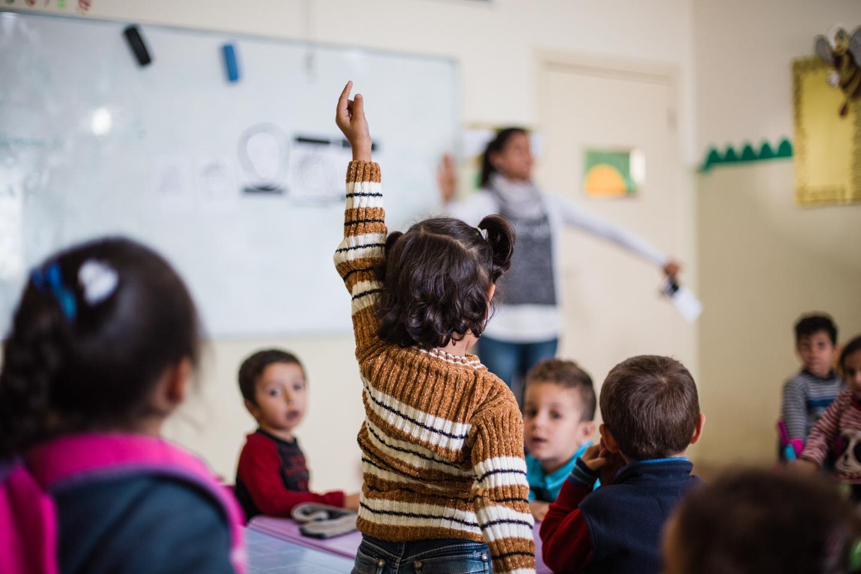En contexto de refugio, la educación cobra un valor doble