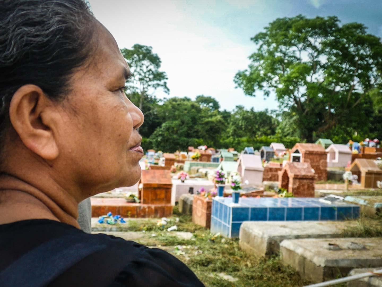 Honduras. un país sin guerra declarada pero con muchas víctimas