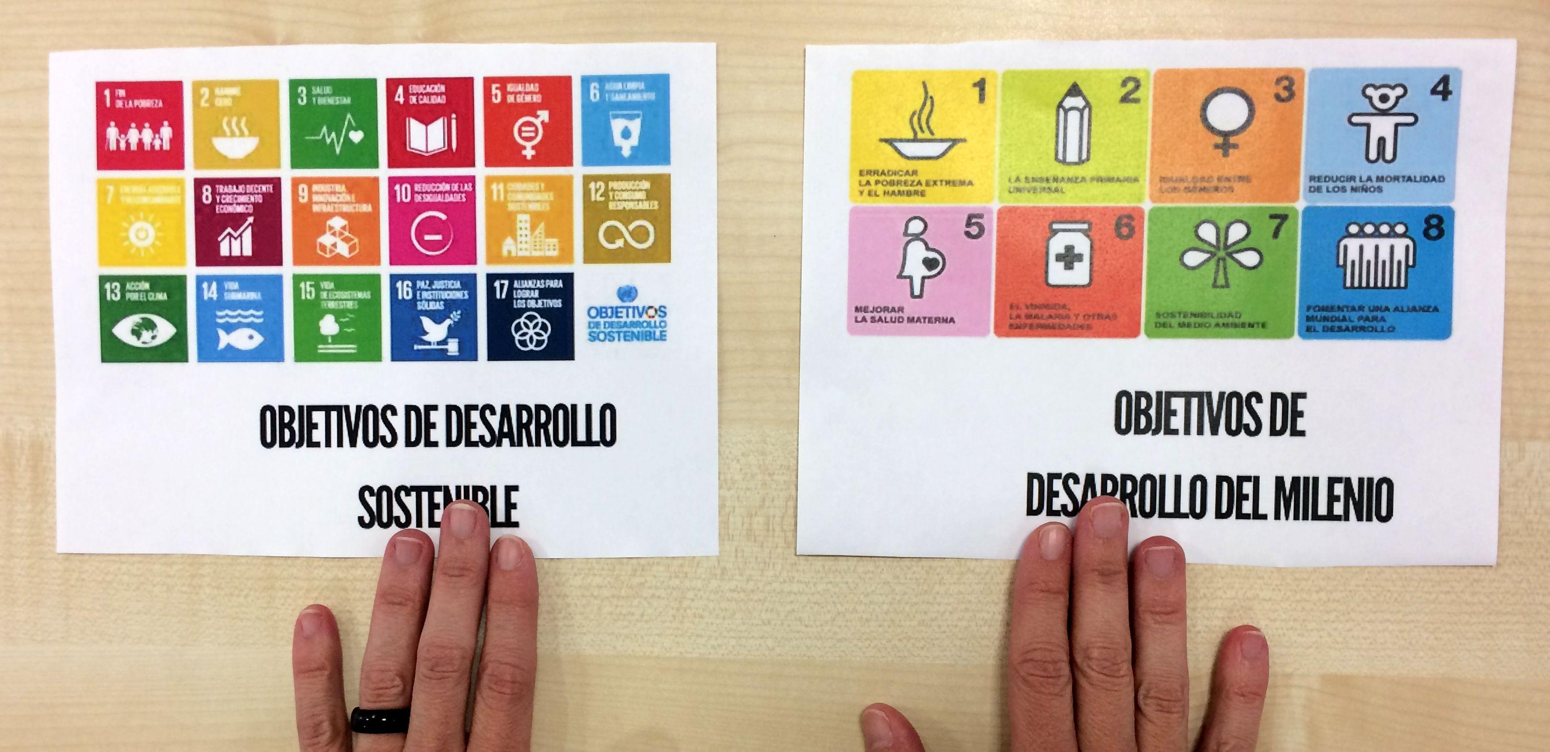 Diferencias entre ODM y ODS