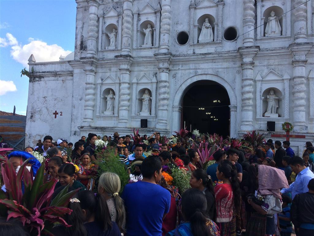 Navidad en Santa Maria que Chiquimula. Una realidad diferente