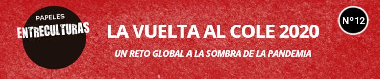 Papeles de Entreculturas: La vuelta al cole 2020