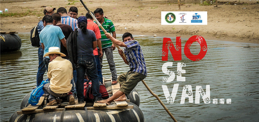 "Documental ""No se van"""