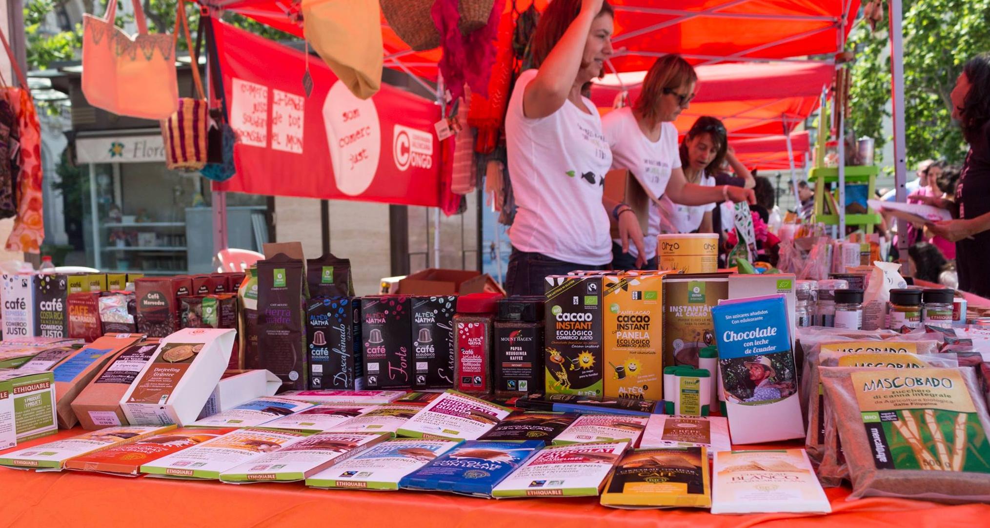 Comercio Justo: luchemos contra la pobreza, consumiendo responsablemente