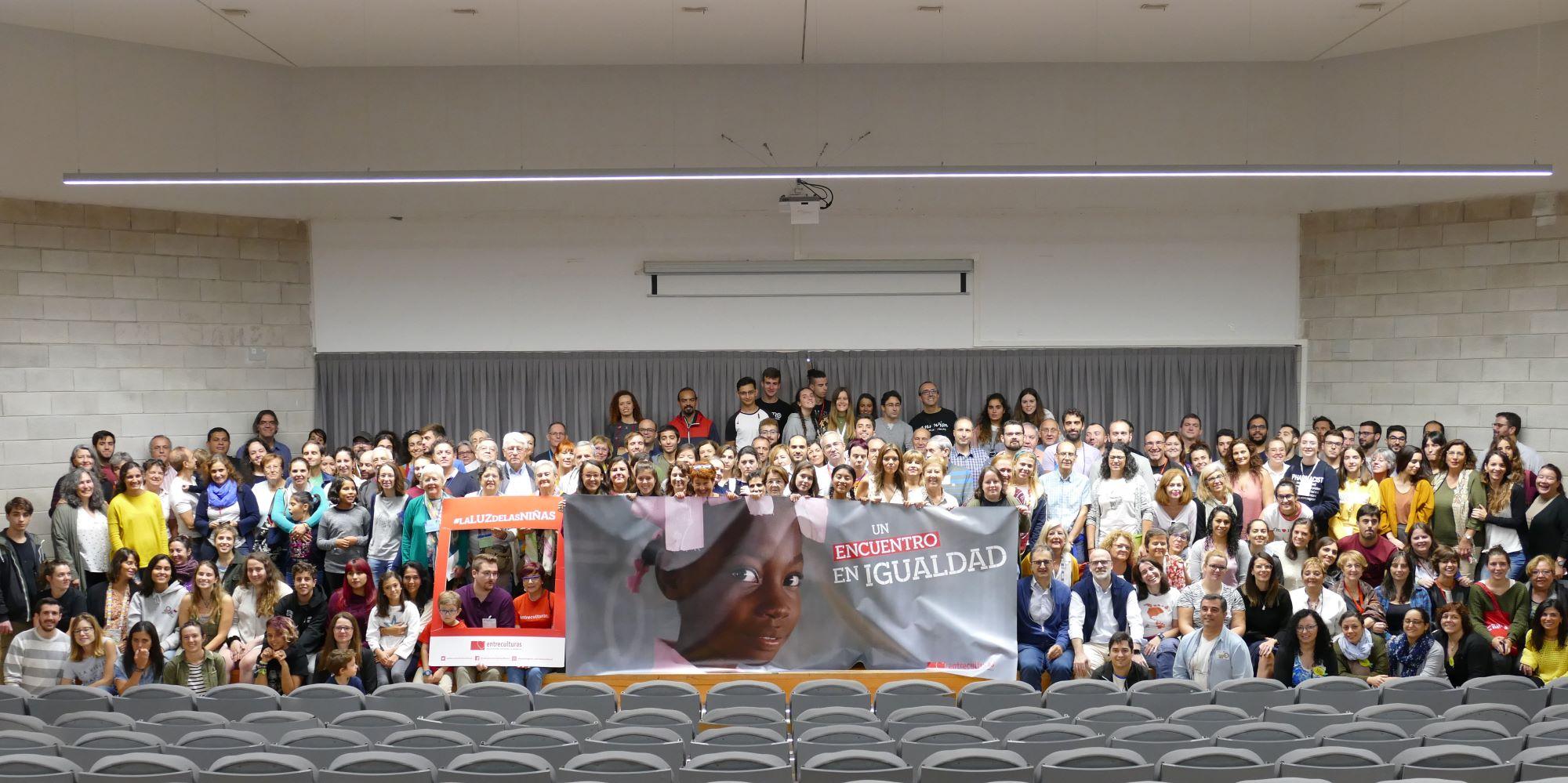 Encuentro anual 2019: Un encuentro en igualdad