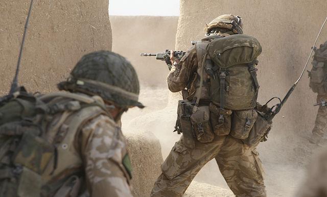Cinco películas contra la guerra