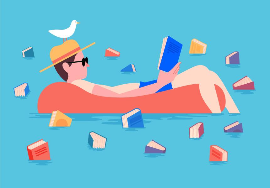 Recomendación de lecturas para las vacaciones